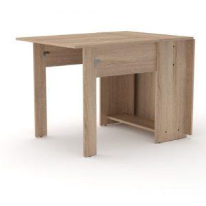 Sudedamas stalas-1 alksnis | Būsto Pasaulis