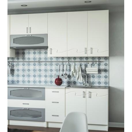 Virtuvės komplektas Impuls plotis 200cm | Būsto Pasaulis