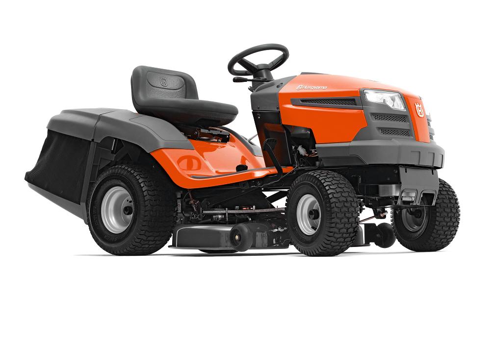 Sodo traktoriukas Husqvarna TC 138 | Būsto Pasaulis
