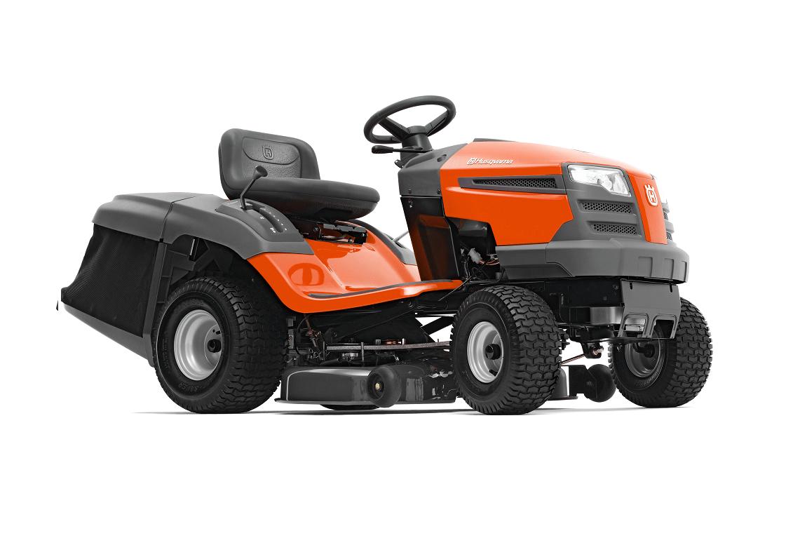 Sodo traktoriukas Husqvarna TC 138L | Būsto Pasaulis
