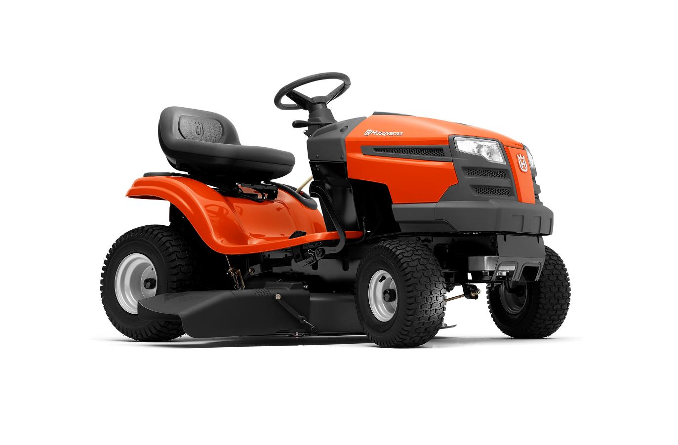 Sodo traktoriukas Husqvarna TS 138 | Būsto Pasaulis