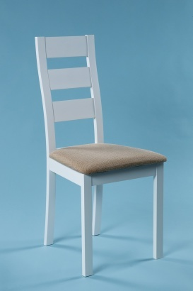 Kėdė Parma balta | Būsto Pasaulis