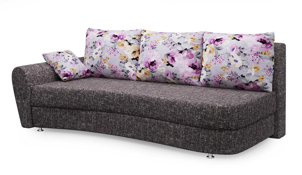 Sofa lova Fortuna pilkšva | Būsto Pasaulis